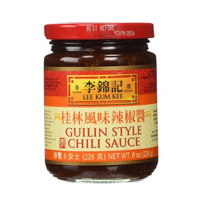 Lee Kum Kee Guilin Style Chili Sauce, 8 oz