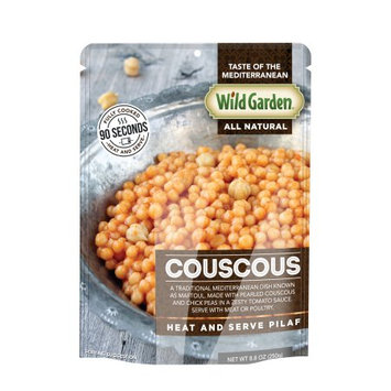 Wild Garden Couscous Pilaf, 8.8 OZ (Pack of 2)