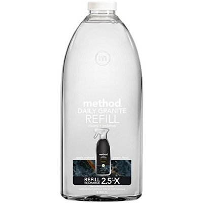Method Daily Granite Cleaner Refill, Apple Orchard, 68 Ounce [Apple Orchard]