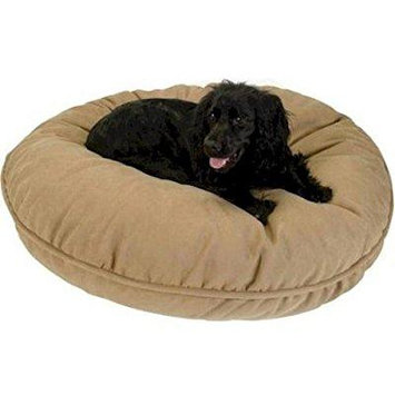O'donnell Industries Odonnell Industries 26193 Luxury Medium Pillow Dog Bed Hot Fudge