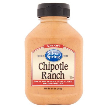 SILVER SPRINGS 254641 Sauce Chipotle Ranch 9 Oz.