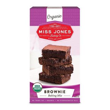 Miss Jones Baking Organic Brownie Mix, Chocolate
