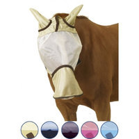 Centaur Super Fly Long Nose Mask Horse Lavender/Plum