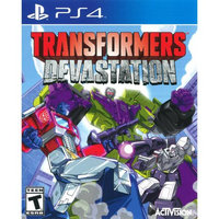 Activision Transformers Devastation (PS4) - Pre-Owned