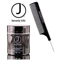 J Beverly Hills Platinum Nourishing Masque (with Sleek Steel Pin Tail Comb)