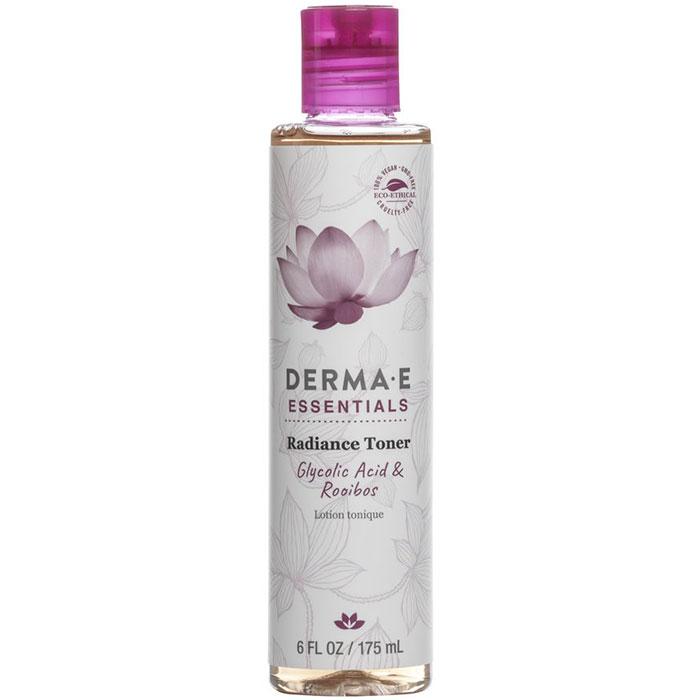 Derma E Essentials Radiance Toner, 6 oz