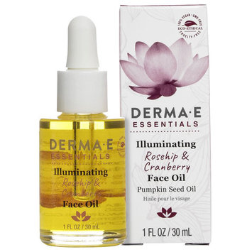 Derma E Illuminating Rosehip & Cranberry Face Oil, 1 oz