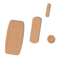 Sheer-Gard Adhesive Bandage 1 in. x 3 in./Case of 1200