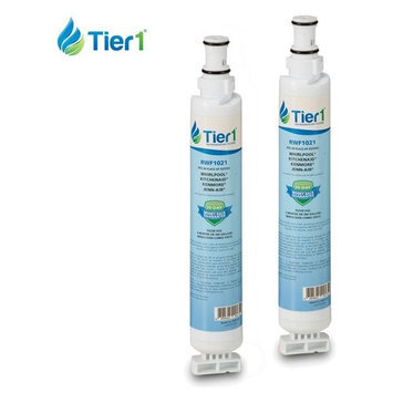 Whirlpool 4396701 Kenmore 46-9915 WF293 Comparable Filter Tier1 RWF1021 - 2 Pack