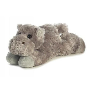 Howie Hippo Mini Flopsie by Aurora - 31385