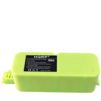HQRP 3300mAh APS Battery for iRobot Roomba 4210 / 4220 / 4225 [Vacuum Cleaning Robot] Replacement plus HQRP Coaster