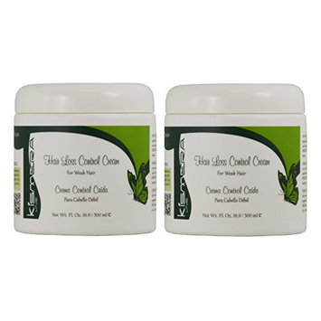Kismera Line Hair Loss Control Cream 16.9oz