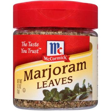 McCormick Marjoram Leaves, 0.2 OZ (Pack of 2)