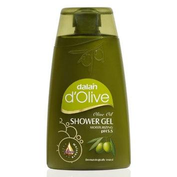 Dalan d'Olive Olive Oil Shower Gel 8.4 Fl. Oz x 12pcs (Full Case) You SAVE $30 !!!
