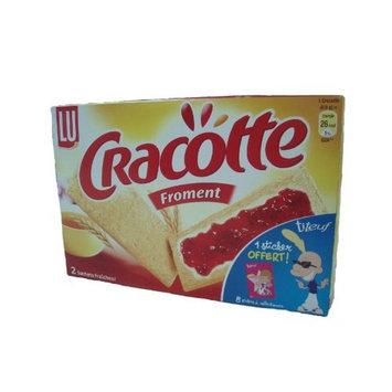 LU Cracottes - Crispy Wheat Flour Slices - 8.8 oz.