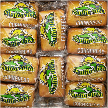 Muffin Town Cornbread Loaves, 3 oz, 20 count