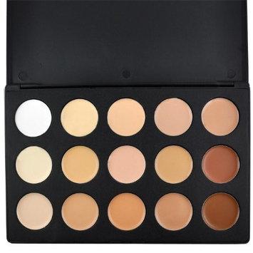 15 Colors Camouflage & Concealer Palette (Cream Texture) - Professional CODE:...