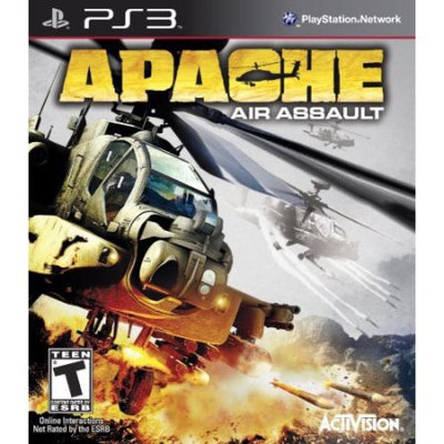 Activision Value Publishing Inc. Apache: Air Assault (PlayStation 3)