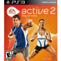 Electronic Arts Sports Active 2 PRE-OWNED (PlayStation 3)
