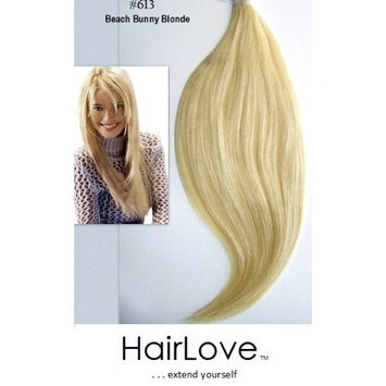 HairLove Synthetic Clip In Hair Extensions, 21 Clips, 150g (22