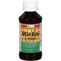 Efficient Laboratories Inc Mielim Y Mas Antitusivo Cough Suppressant - 4 Oz