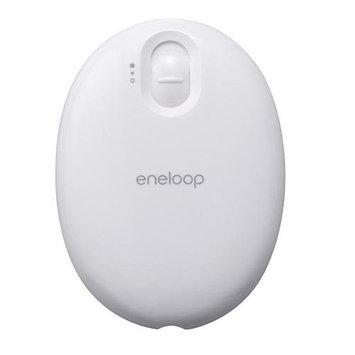 Sanyo Eneloop Kairo Rechargeable Portable Electric Hand Warmer White