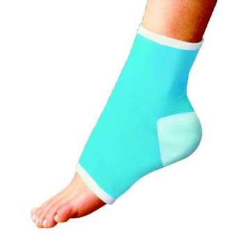 Meditex Moisturizing and Soothing Silicone Heel Sleeves (Pair)