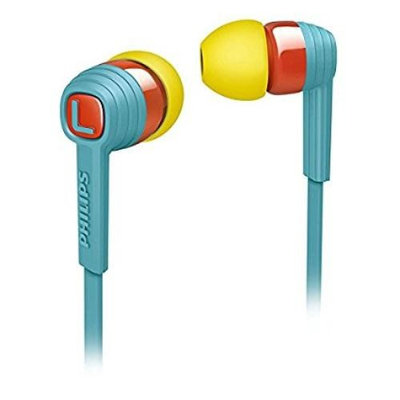 Philips Earbud Headphones With Microphone