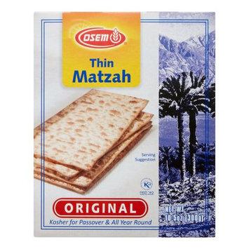 Matzah Thin Plain 10.5 Oz (Pack of 24)