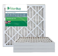 AFB Platinum MERV 13 21x21x2 Pleated AC Furnace Air Filter. Filters. 100% produced in the USA. (Pack of 4)