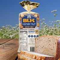 Ojai Natural Foods - BUK Gluten Free Bread (2 loaves, 32 oz each) (Honey Nut)