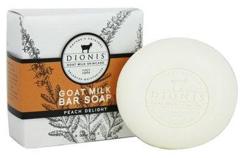 Dionis Goat Milk Skincare - Bar Soap Peach Delight - 2.8 oz.