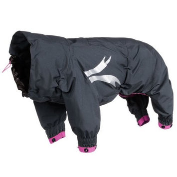 Hurtta Collection Slush Combat Suit for Pets, Granite