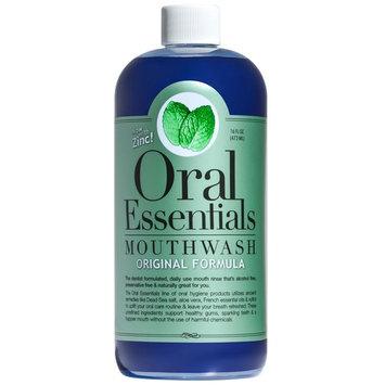 Oral Essentials Mouthwash Original Formula -- 16 fl oz