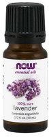 Lavender Essential Oil Now Foods 10 mL Oil