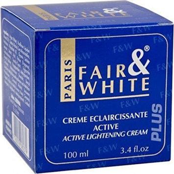 fair and white creme eclaircissante active lightening cream