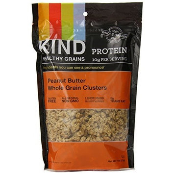 KIND Healthy Grains Clusters, Peanut Butter Whole Grain, 11-Ounce Bags (Pack of 3) FFP