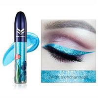 Liquid Eyeliner Pen KingWo HUAMIANLI Women Waterproof Beauty Makeup Cosmetic Black Liquid Eyeliner Pen Beauty