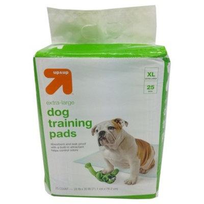 Pet Training Pads - XL - 25ct - up & up™