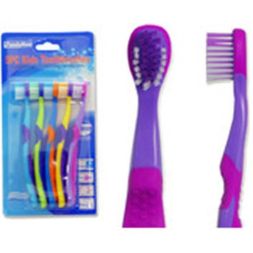 DDI 2134168 5 Piece Toothbrush Set Assorted Color