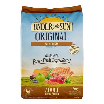 Under The Sun Original Adult Dog Food Made With Farm-Raised Chicken, 25 lbs.