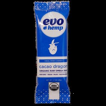 Hemp Health, Llc Evo Hemp Cacao Dragon + Omega Bar