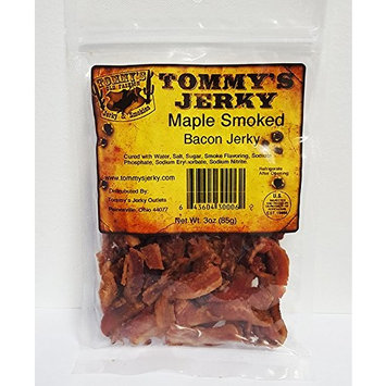 Tommy's Jerky Maple Bacon Jerky