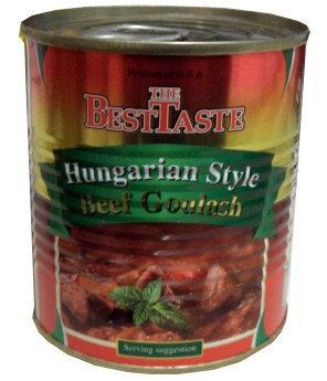 Brother And Sister Beef Goulash Hungarian Style (BestTaste) 300g (10.6 oz)