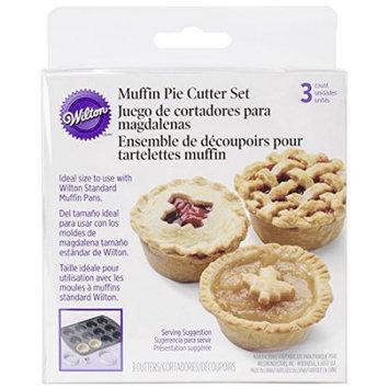 Wilton Muffin Cutter Set, Autumn