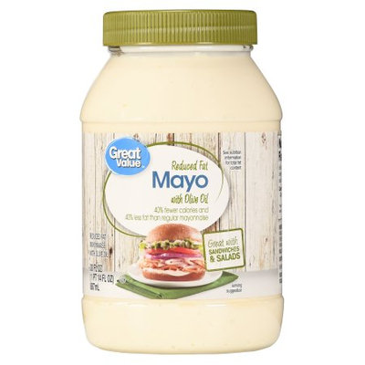 Great Value Olive Oil Mayo 30oz