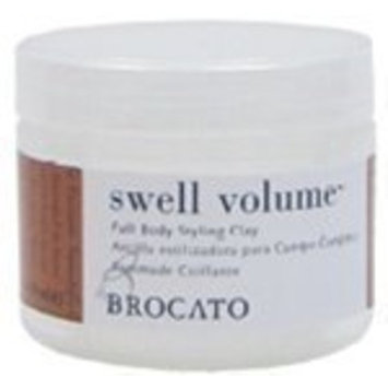 Brocato Swell Volume Styling Clay: Volumizing & Thickening Hair Products for Men & Women - Heat Activated Texturizer & Volumizer Product Plumps, Shapes & Adds Thickness to Fine, Thin Hair - 2 Oz
