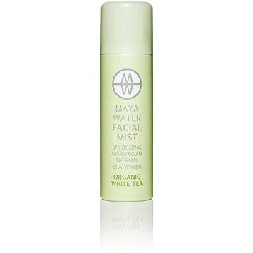 MAYAWATER - All Natural / Organic Thermal Spa Water Facial Mist (White Tea) (5 oz / 150 ml)