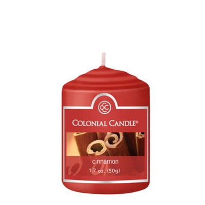 Classic Wax CC015.847 Votive Cinnamon Candles Pack of 18