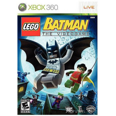 Warner Brothers Lego Batman (Xbox 360) - Pre-Owned